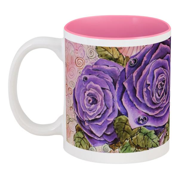 лучшая цена Printio Сиреневые розы