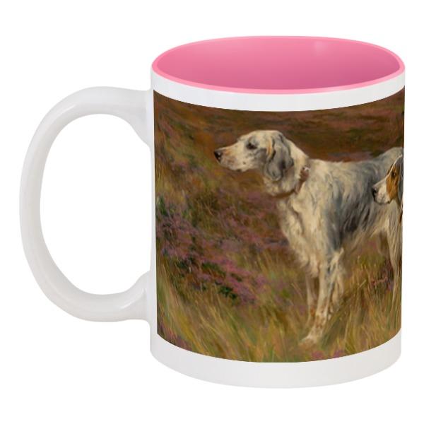 Фото - Кружка цветная внутри Printio 2018 год собаки кружка printio год собаки 2018