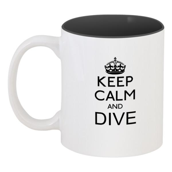 Printio Keep calm кружка printio keep calm and drink tea