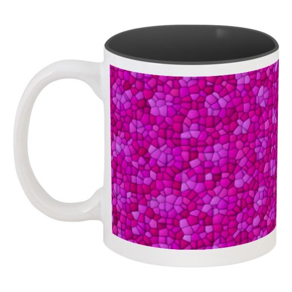 Кружка цветная внутри Printio Purple кружка цветная внутри printio какаду инка
