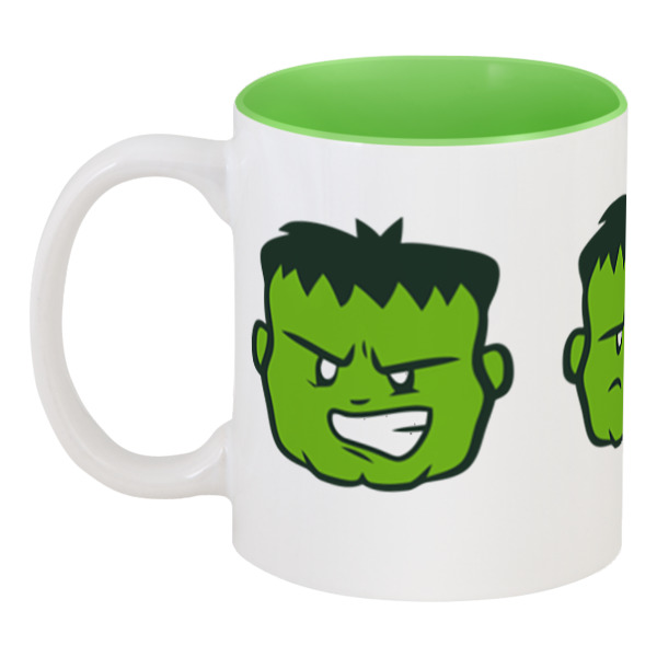 Printio Зелёный монстр цена и фото