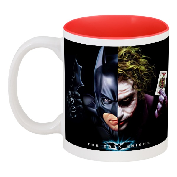 Printio Бэтмен джокер batman joker кружка printio smile batman vs joker