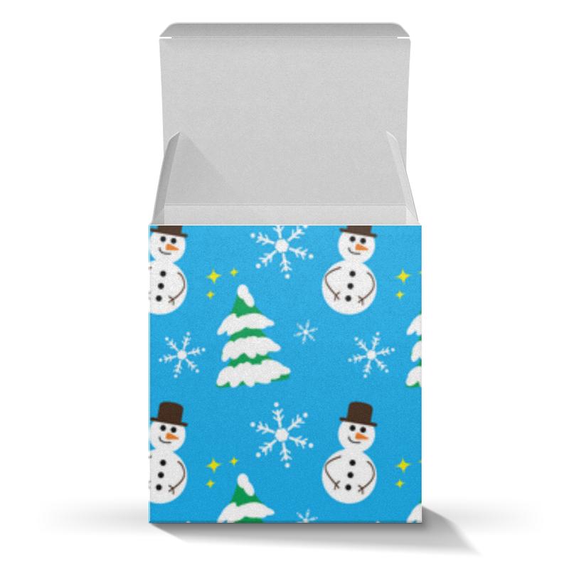 Коробка для кружек Printio Новый год коробка для кружек printio леденцы