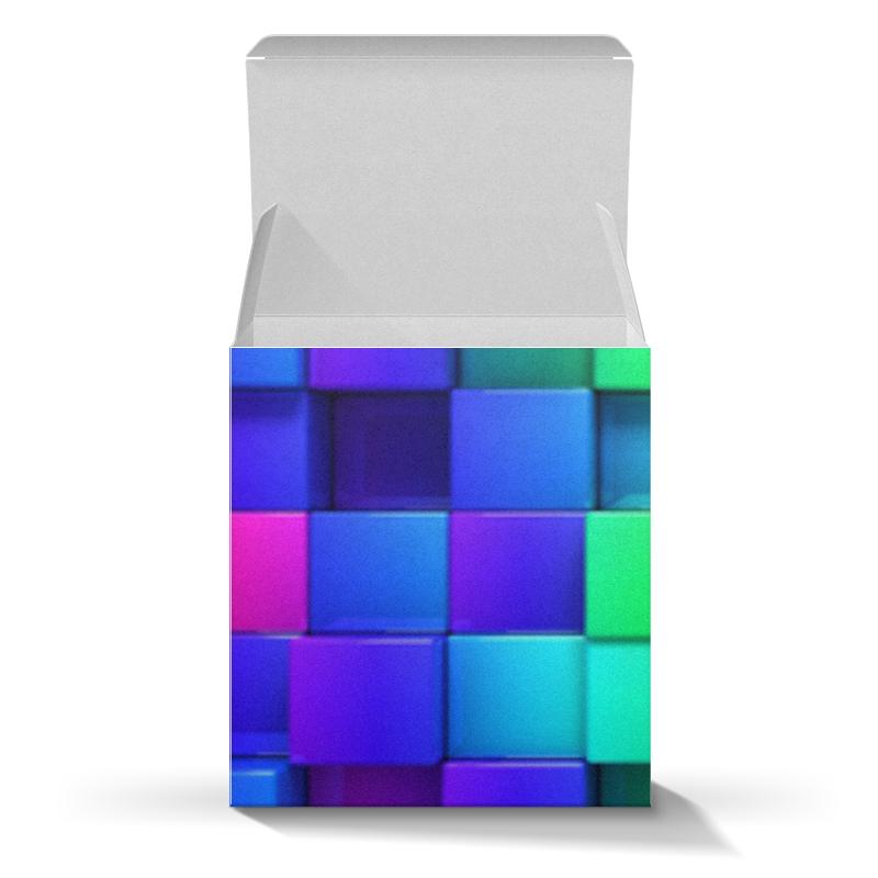 Printio Кубики коробка для кружек printio коробка для кондитерской