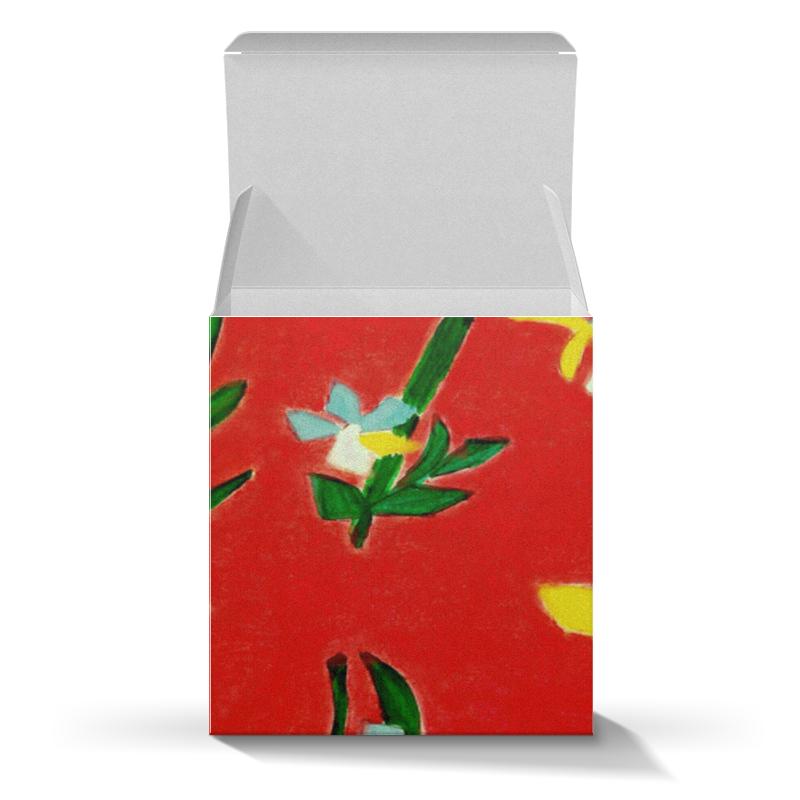 Коробка для кружек Printio Весна, весна подарочная коробка куб printio весна весна