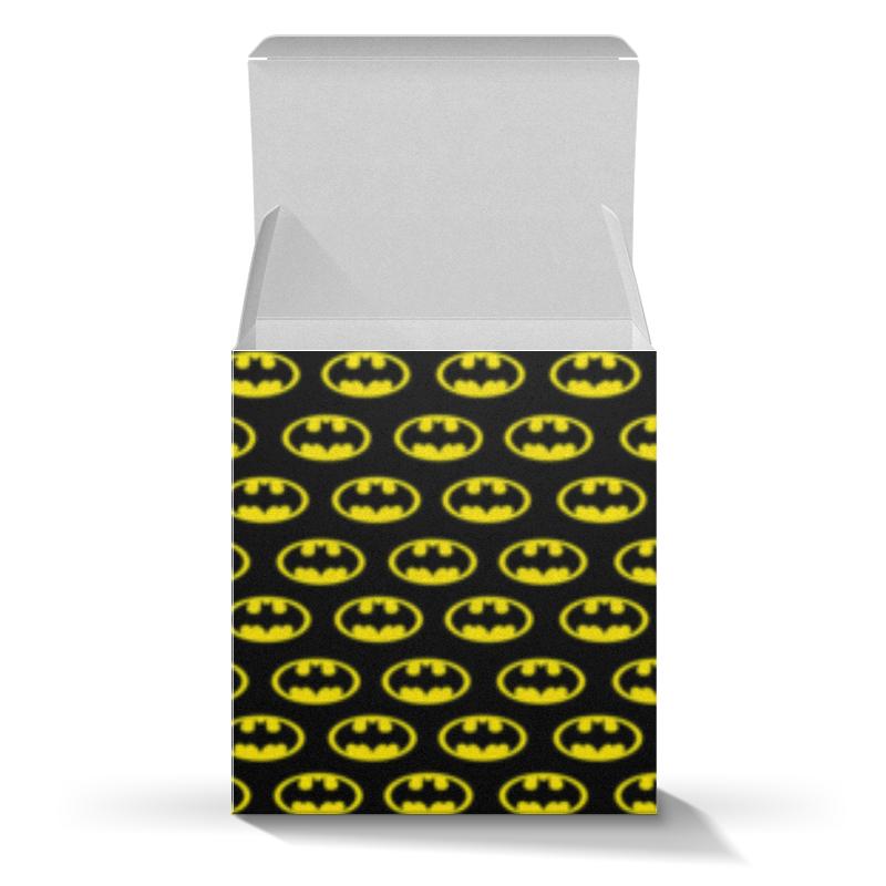 Коробка для кружек Printio Бэтмен коробка для кружек printio роспись