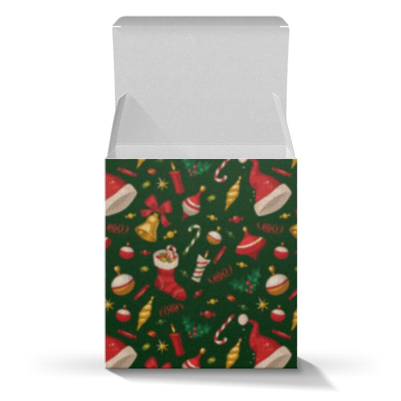 Коробка для кружек Printio Новогоднее настроение коробка для кружек printio пряничное настроение