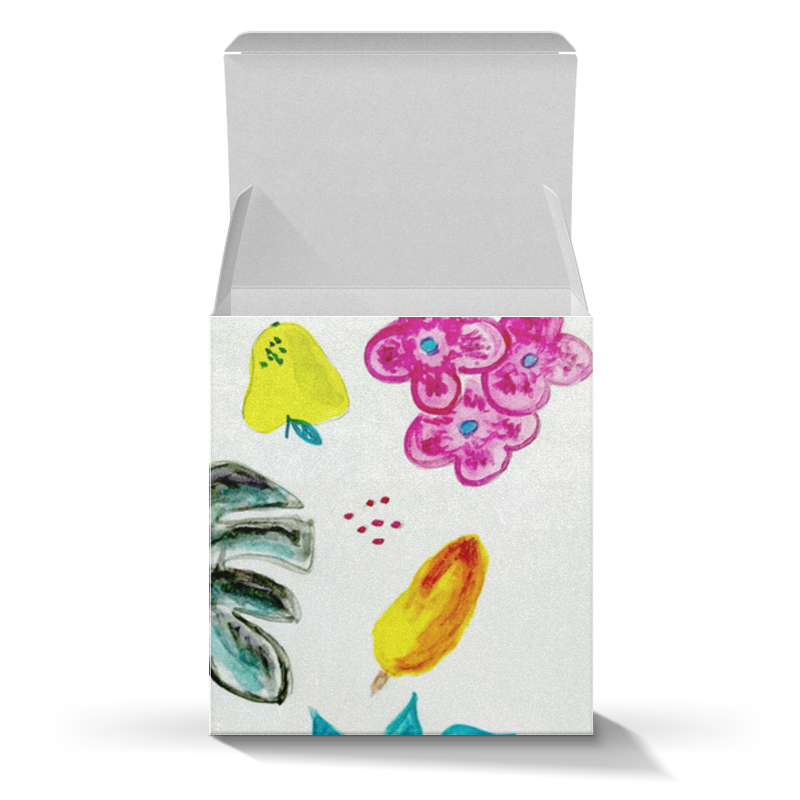 Коробка для кружек Printio Фрукты коробка для кружек printio фруктовое ассорти