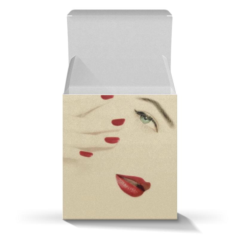 Коробка для кружек Printio Для кружки подружке подарочная коробка куб printio весна весна