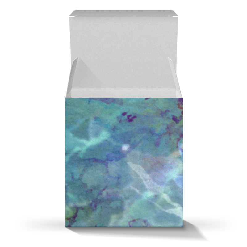 Коробка для кружек Printio Солнце,вода,цветы. абстракция коробка для кружек printio солнце вода цветы абстракция