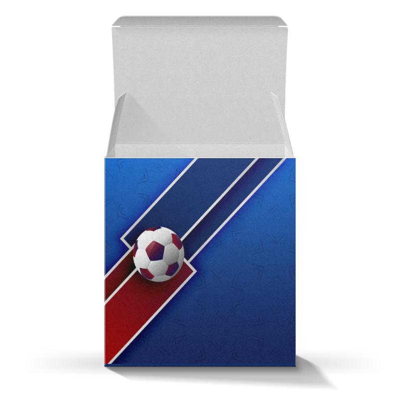 все цены на Коробка для кружек Printio Футбол онлайн