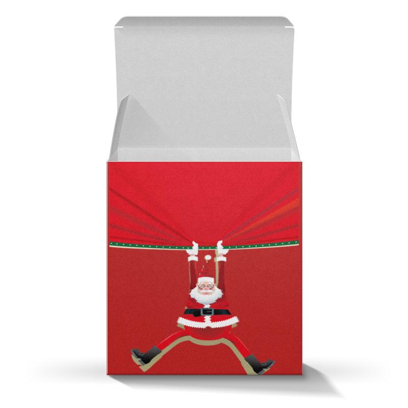 Коробка для кружек Printio Новый год коробка для кружек printio винсент ван гог