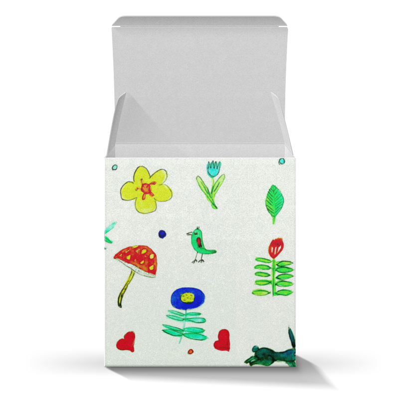 Коробка для кружек Printio Подарочная финская тема змеи пермь