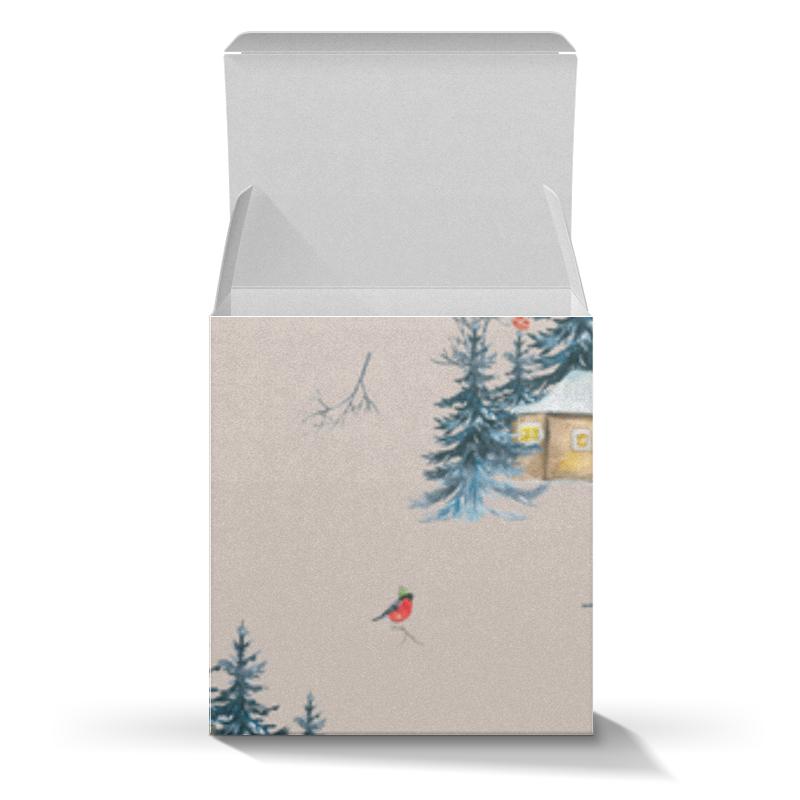 Коробка для кружек Printio Волшебный лес коробка для кружек printio супер сестра
