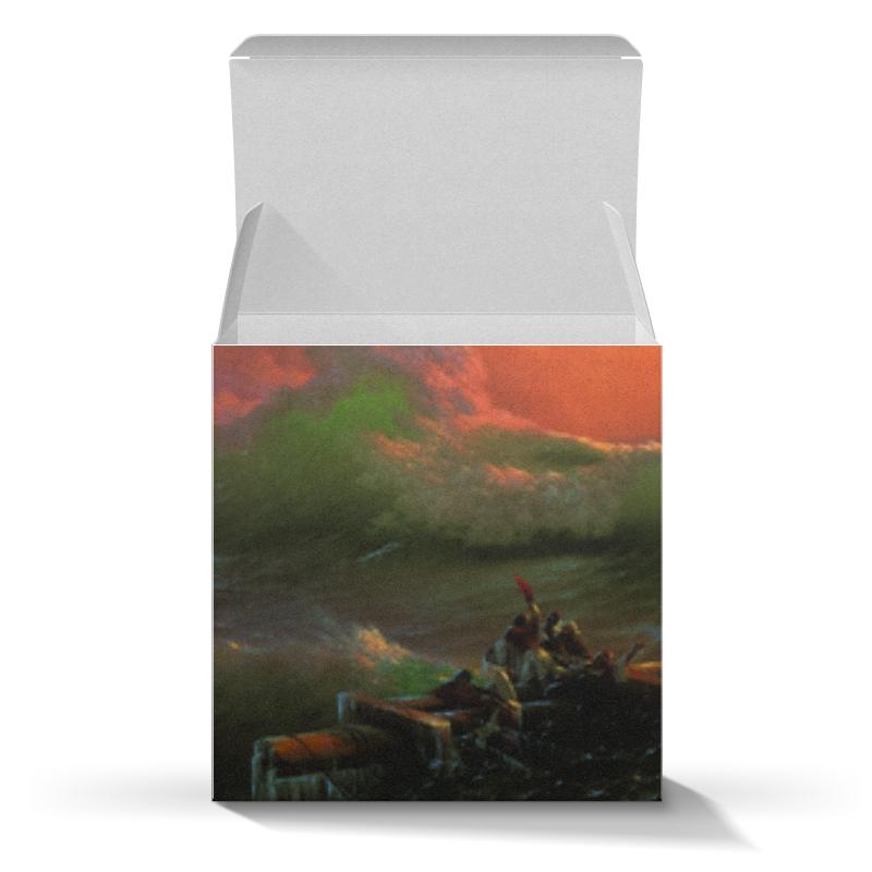 Коробка для кружек Printio Девятый вал (картина айвазовского) добрый яблочный сок 0 33 л