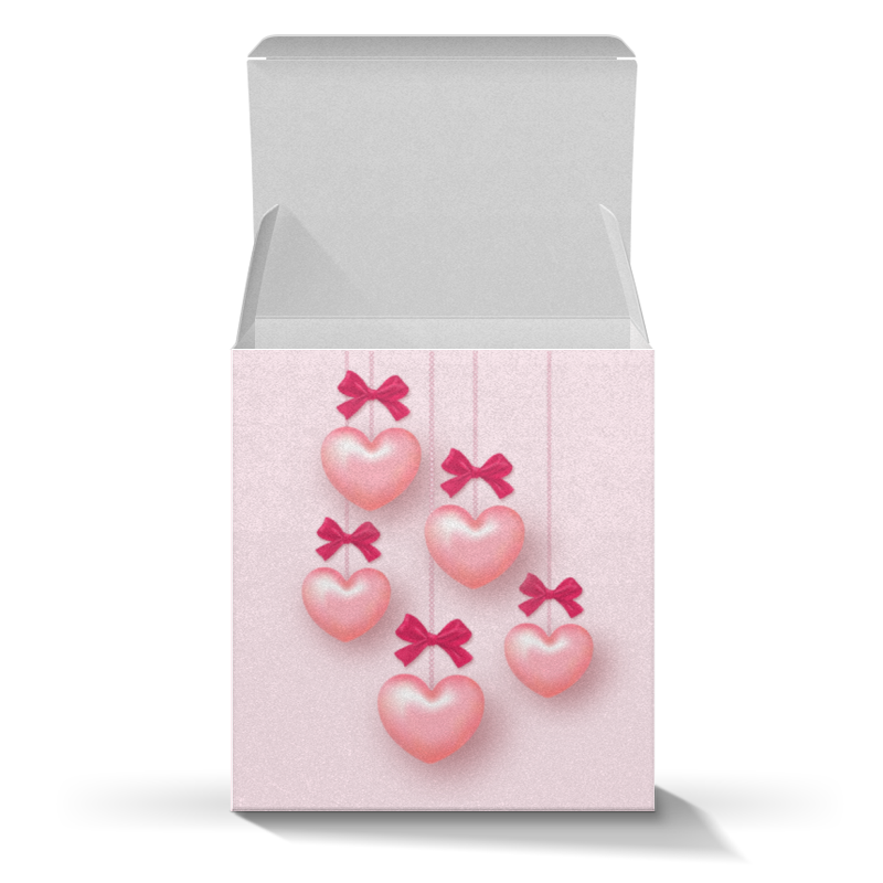 Коробка для кружек Printio День св. валентина коробка для кружек printio день св валентина