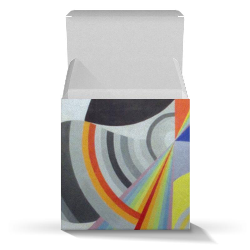 Коробка для кружек Printio Ритм № 1 (робер делоне) николай делоне квантовая природа вещества