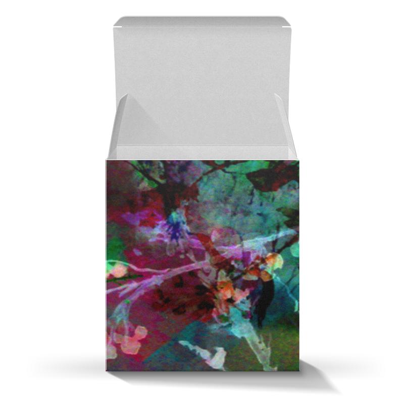 Коробка для кружек Printio Путаница. абстракция коробка для кружек printio солнце вода цветы абстракция