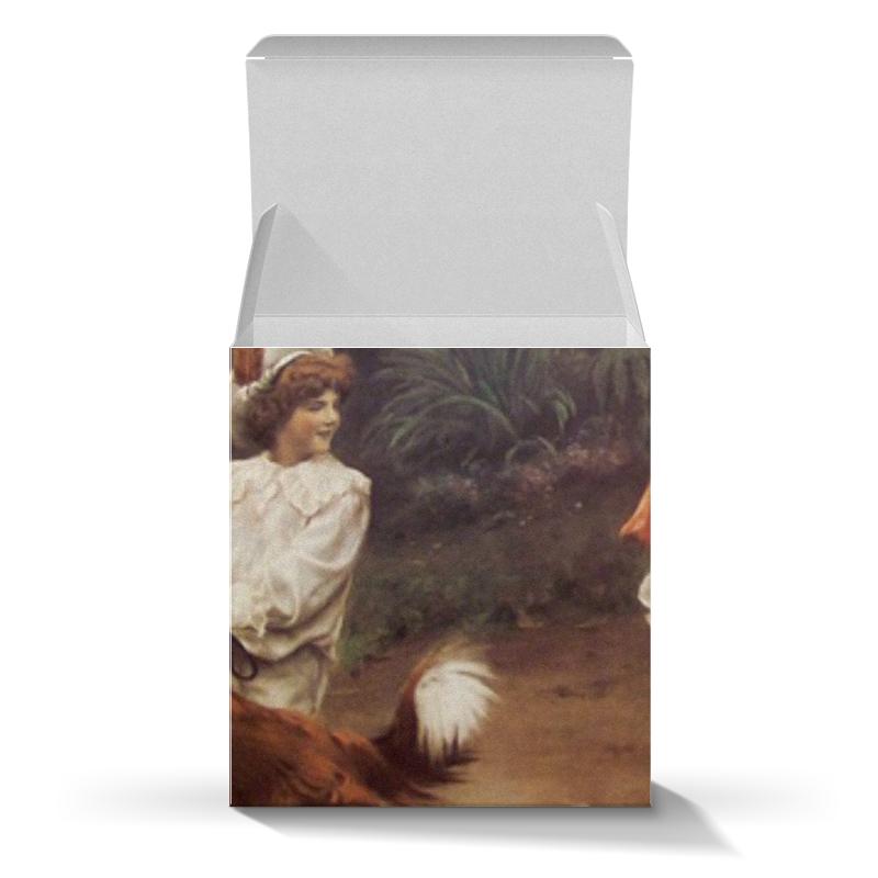 Коробка для кружек Printio Картина артура элсли (1860-1952) подарочная коробка малая пенал printio картина артура элсли 1860 1952