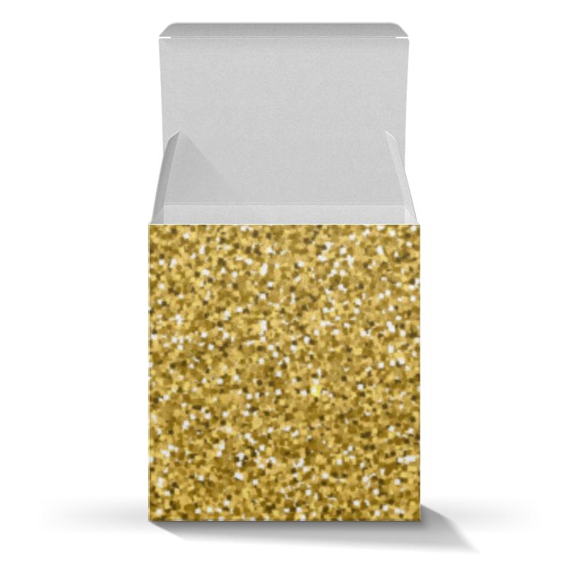 Коробка для кружек Printio Золотой блеск коробка для кружек printio моряк