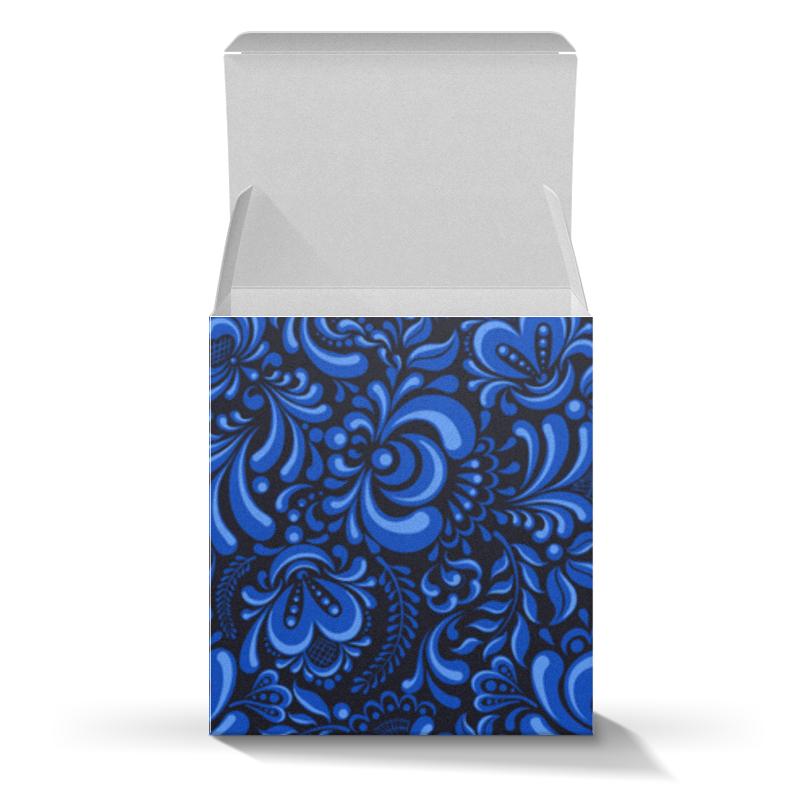 Коробка для кружек Printio Роспись коробка для кружек printio роспись
