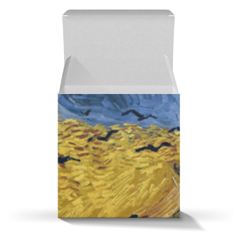Printio Пшеничное поле с воронами (ван гог) коробка для кружек printio пшеничное поле с воронами ван гог
