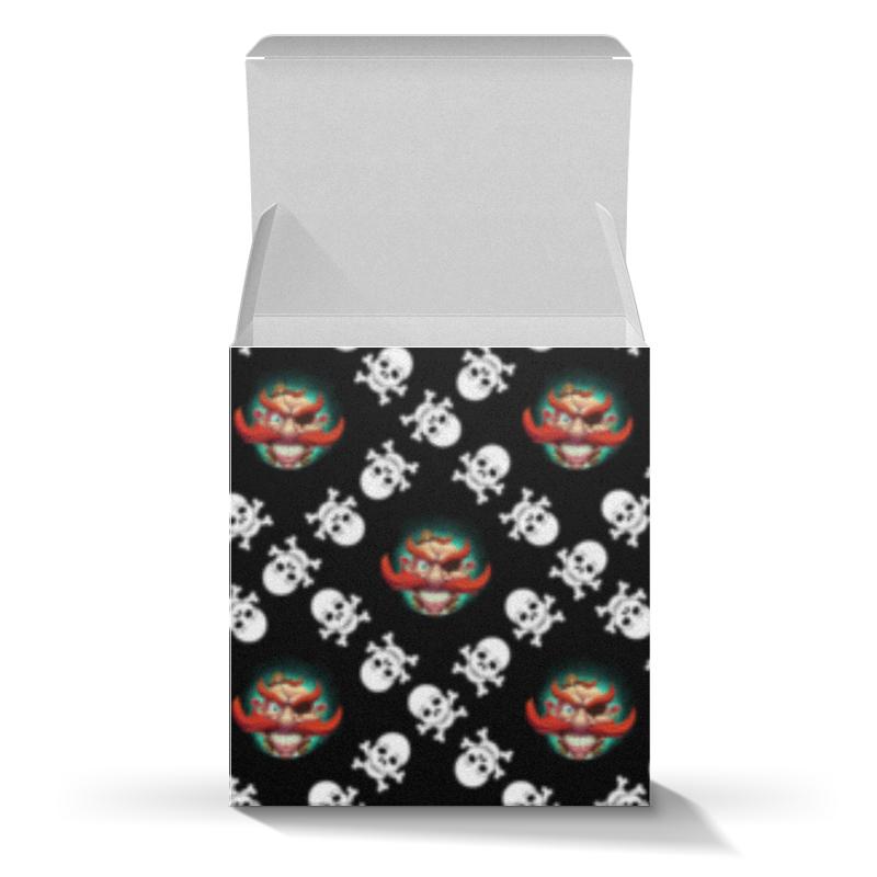 Коробка для кружек Printio Бармалей коробка для кружек printio рождественский узор