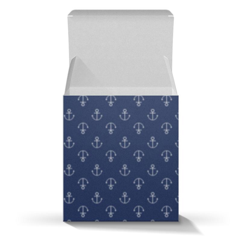 Коробка для кружек Printio Якорь коробка для кружек printio роспись