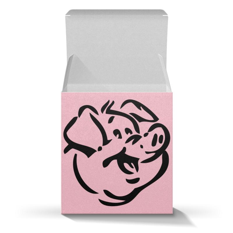 Коробка для кружек Printio Год свиньи 2019 календарь 2019 г настольный 25х16 год свиньи
