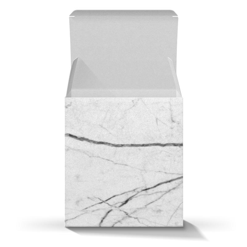 Коробка для кружек Printio Мрамор коробка для кружек printio подарок