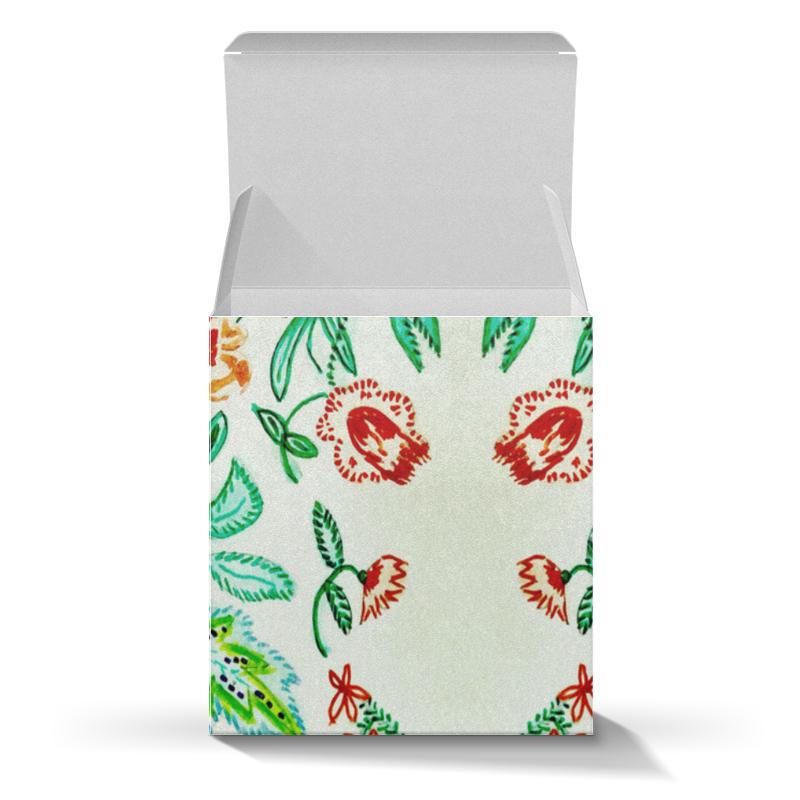 Коробка для кружек Printio Дикие цветы коробка для кружек printio подарочная красные цветы