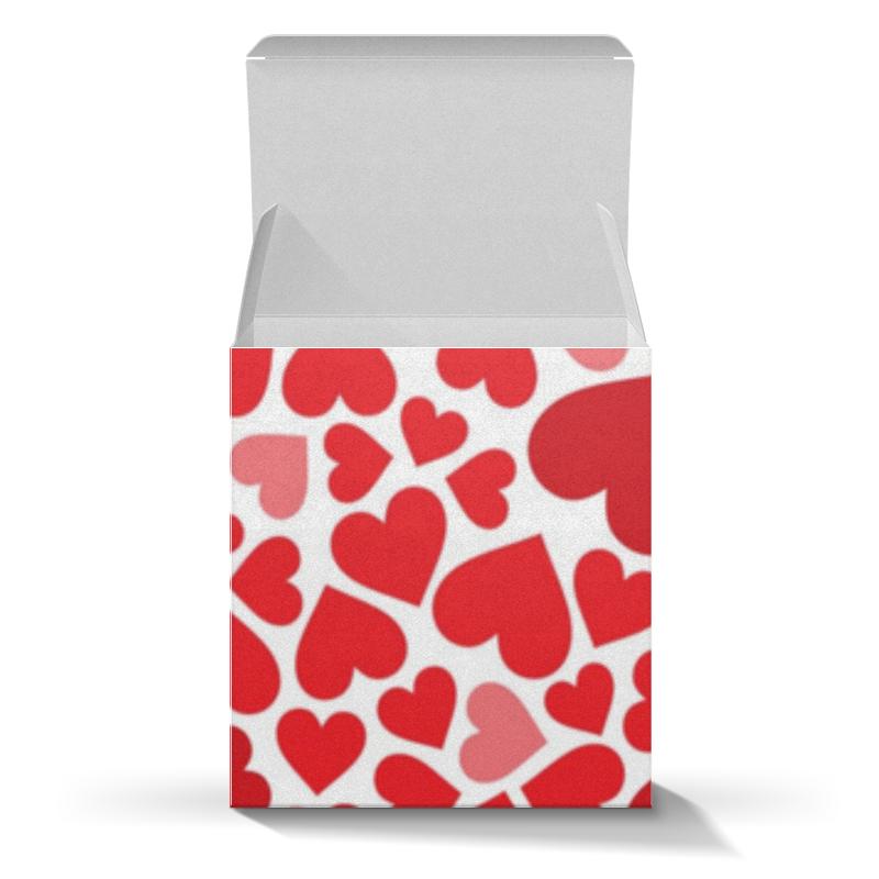 Printio Сердце коробка для кружек printio коробка для кондитерской
