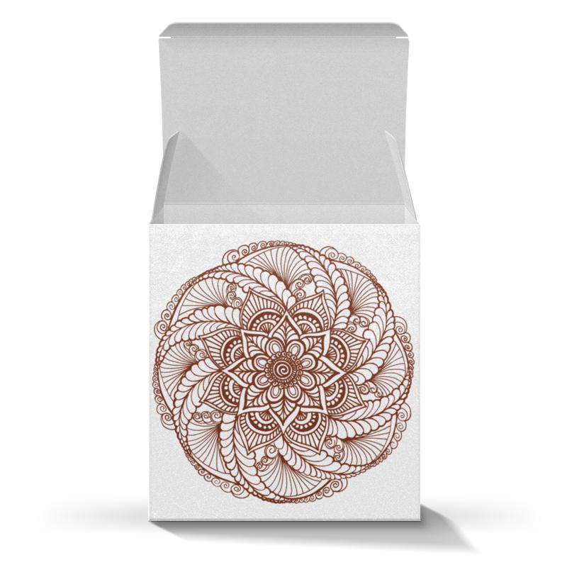 Printio Цветок мандала (подарочная упаковка)
