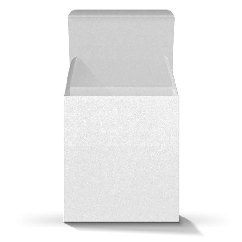 Коробка для кружек Printio Без ума от цветов коробка для чехлов printio без ума от цветов
