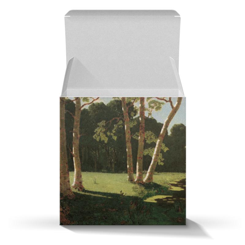 Коробка для кружек Printio Картины архипа куинджи картины