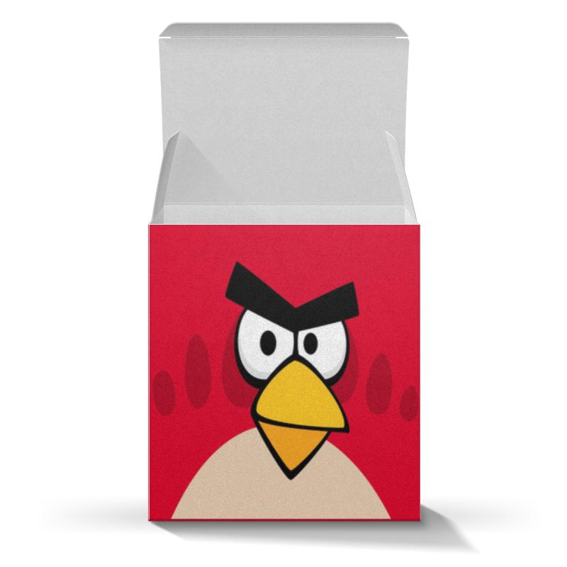 Коробка для кружек Printio Angry birds (terence) angry birds