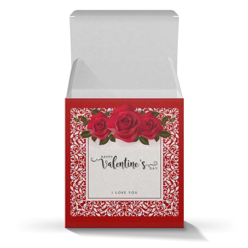 Printio День св. валентина коробка для кружек printio день св валентина