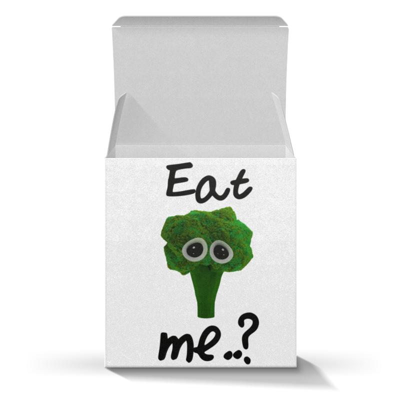Коробка для кружек Printio Eat me..? сумка printio eat sleep dive