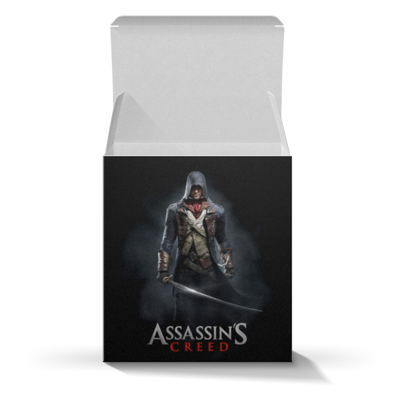 Коробка для кружек Printio Assassins creed (unity arno) makita 623339000