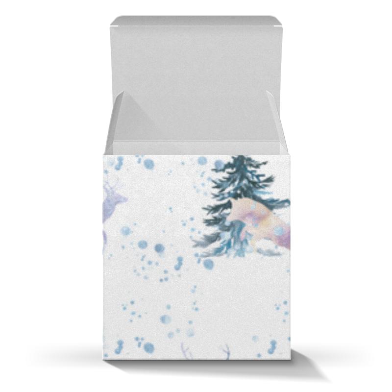 Коробка для кружек Printio Лесные жители коробка для кружек printio роспись