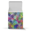"""Коробка для кружек """"Абстрактный праздничный орнамент """" - праздник, орнамент, подарок, абстракция, геометрия"""