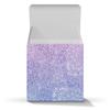 """Коробка для кружек """"Узор с градиентом"""" - узор, голубой, розовый, дудл, градиент"""