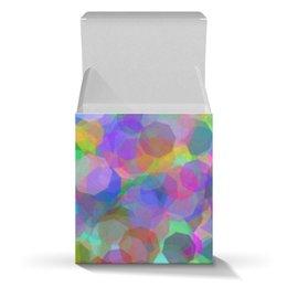 """Коробка для кружек """"Яркий праздничный орнамент"""" - праздник, орнамент, подарок, абстракция"""