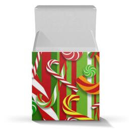 """Коробка для кружек """"Леденцы"""" - конфеты, еда"""
