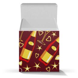 """Коробка для кружек """"Праздник"""" - праздник, любовь"""