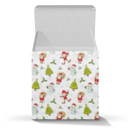 """Коробка для кружек """"Новый Год"""" - новый год"""