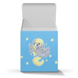 """Коробка для кружек """"My little pony (Derpy)"""" - мультфильм, mlp, derpy, для детей, мой маленький пони"""