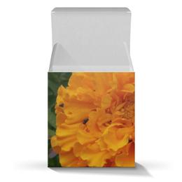 """Коробка для кружек """"Удивительный Алтай"""" - цветы, алтай, горный алтай, цветущая долина, altay"""