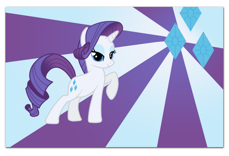 Printio Rarity color line