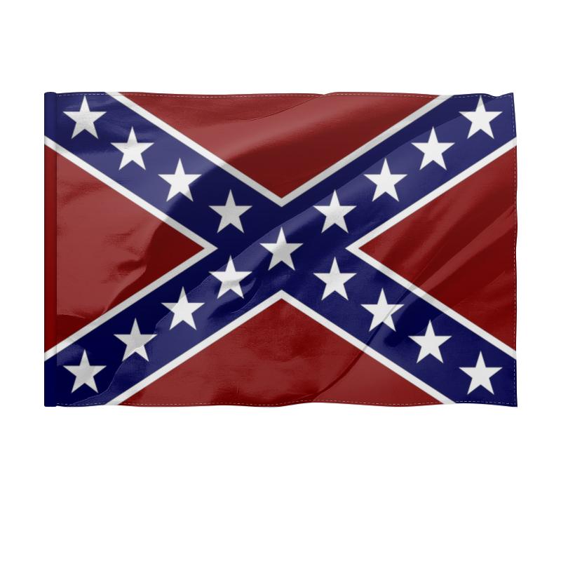 Флаг 135x90 см Printio Флаг конфедерации сша